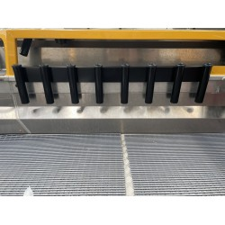 Bar Crusher 8 Rod removable...