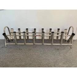 16 rod storage rack...